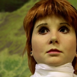 """В 2012 г. ООО """"Нейроботикс"""" анонсировало создание первого российского андроида. Назвали робота приятным русским именем Алиса."""