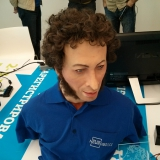 Александр Пушкин посетил Robotics Expo 2015